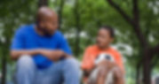 Dad and son talking. 3 Tips to Better Understand the Child