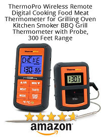 Digital Cooking Food Meat Thermometer for Grilling Oven.