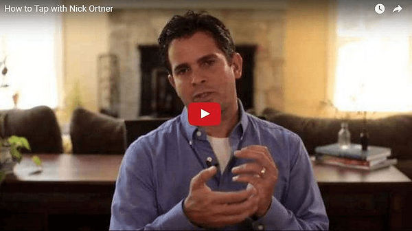 How to Tap with Nick Ortner, Youtube Video.