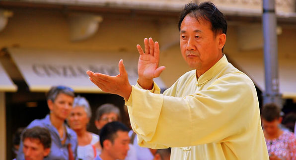 Tai Chi instructor. Stay Young, Move Your Body!
