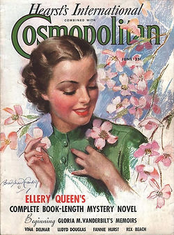 Front cover of Cosmopolitan, June 1936