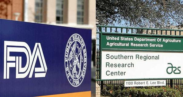 FDA building, USDA Southern building.