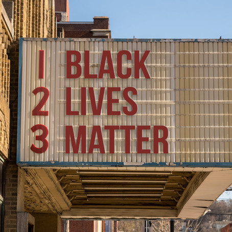Supporting Black Lives Matter Through Television