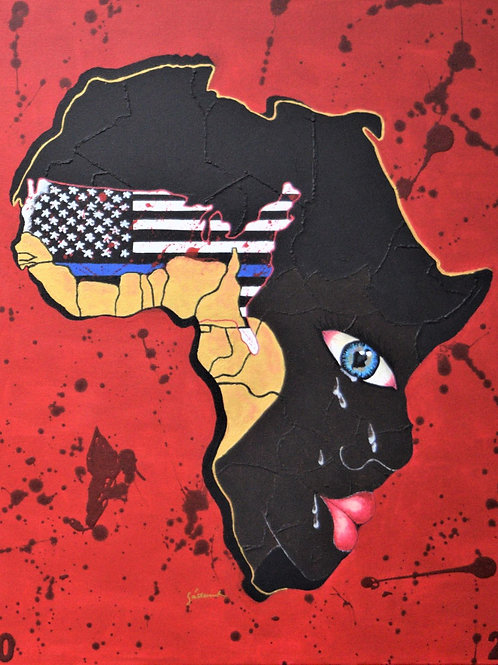 AfrikIN America Female