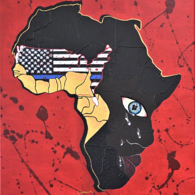 AfrikIN America Male