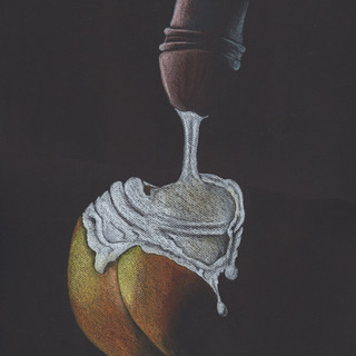 """Peaches & Crème Liqueur"""