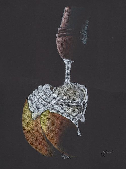 Peaches and Crème Liqueur