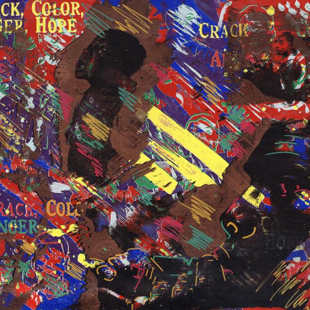 """""""Crack Color Anger Hope"""""""