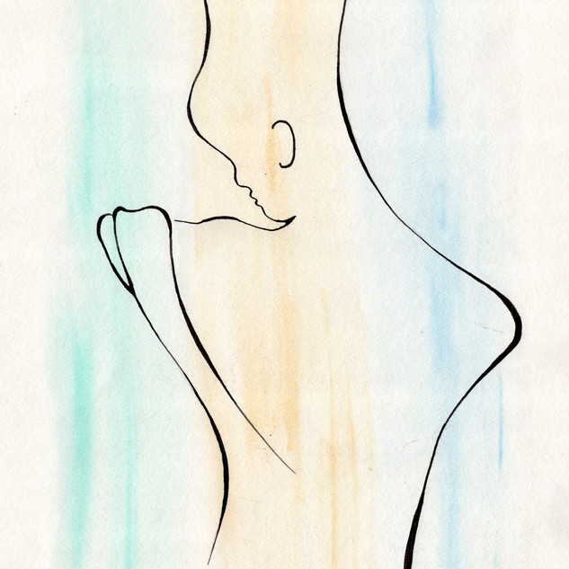 Woman of Solitude