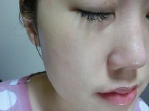 本身是敏感膚質,敷完後肌膚變得水潤透亮了