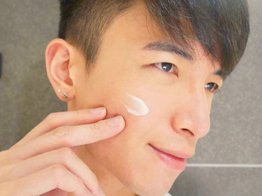 Kevin老師團隊彩妝師 張睿 Ray Makeup 「晚安懶人面膜在夏季也適合」、「身旁男友可一起用」