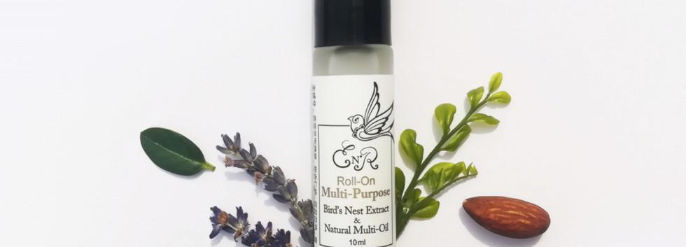 Multi-Purpose Natural Multi-Oil  / Facial Oil