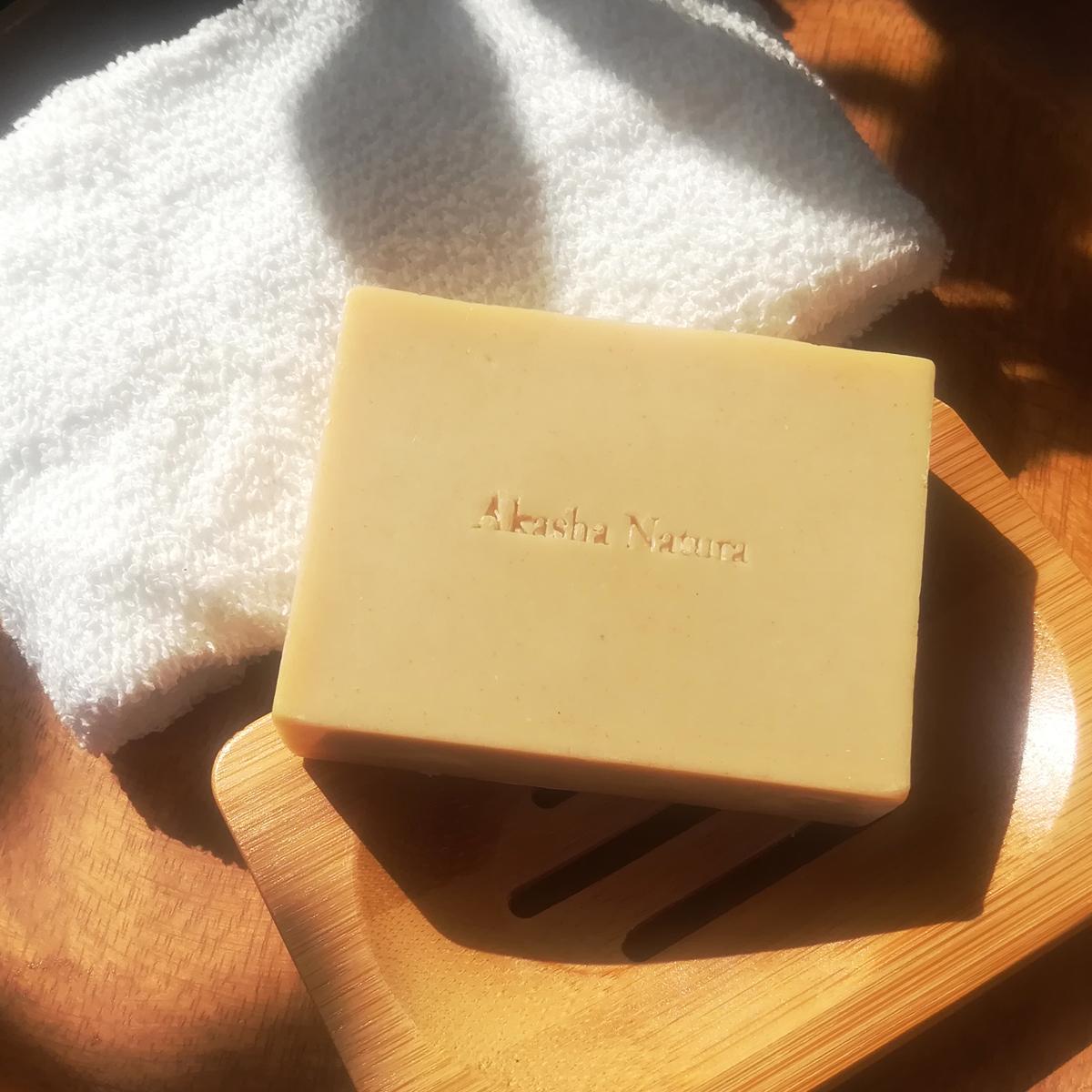 乳油木果漢方洗顏皂