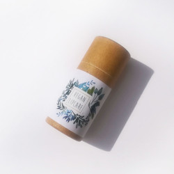 天然環保紙管護唇膏
