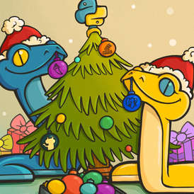 PythonSuli Christmas