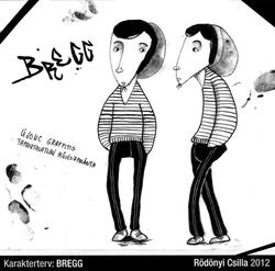 02 Bregg (Karakterterv)