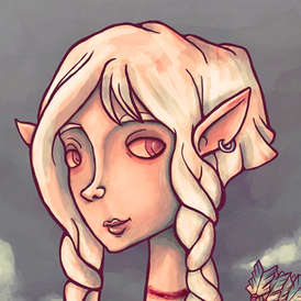 Achera the Elf Druid
