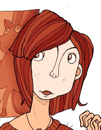Időfutár (Character Designs)