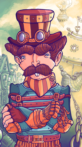 Captain Montgomery Steam
