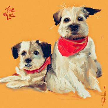 Tula & Lola