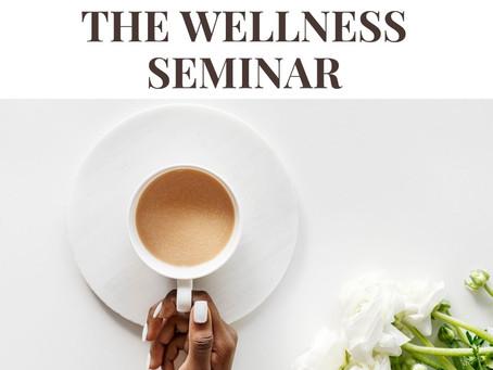 Mentorship Wellness Seminar: Feedback