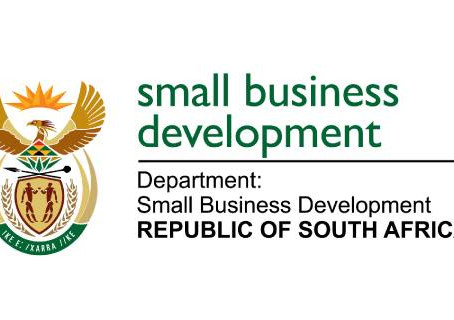 The Department of Small Business Development: Business Recovery Support Packages