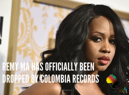 Remy Ma Allegedly Dropped by Columbia Records