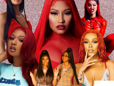 #NewMusicFridays a new female rap $AUCE BABY mix, 21 Savage & Metro Boomin' Visuals + more