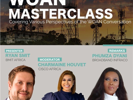 WOAN Masterclass: Covering Various Perspectives of the WOAN Conversation