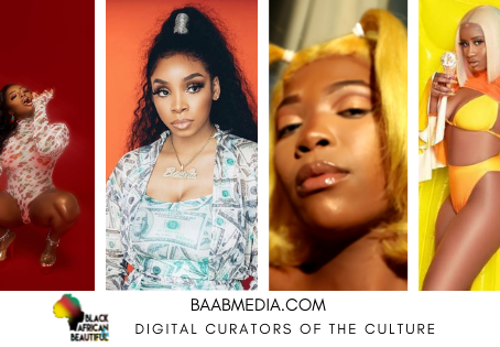 Four Female Rappers You Need to Listen To: KenTheMan, $AUCE BABY, Ty Bri and LightSkinKeisha