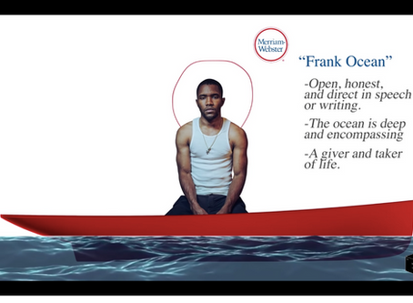 How Frank Ocean Became Frank Ocean: A Push Product Production