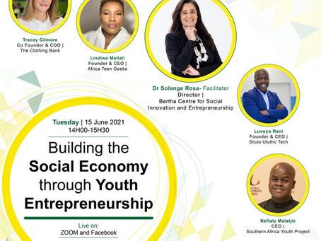 Join Social Entrepreneurship Webinar with Motsepe Foundation