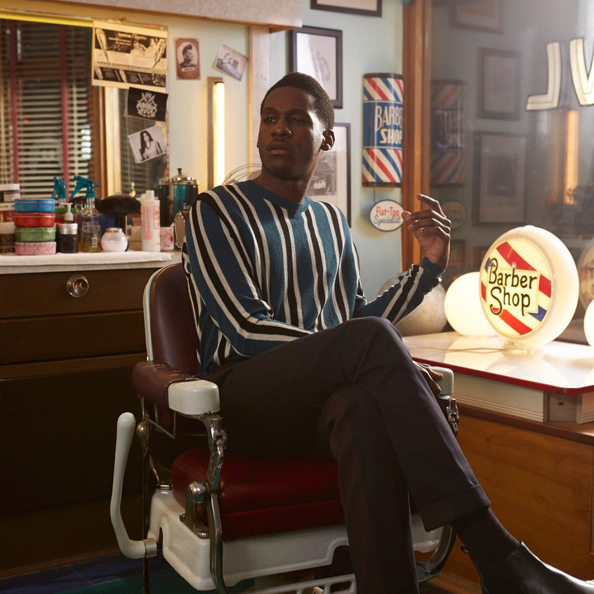 Leon Bridges will be performing Tuesday, 03 July in the Montreux Jazz Lab.