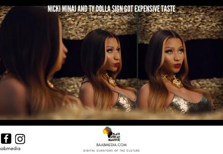 #NewMusicFridays Ty Dolla Sign Got Expensive Taste and So Does Nicki Minaj