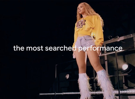 This Google Ad During the Grammys is Everything