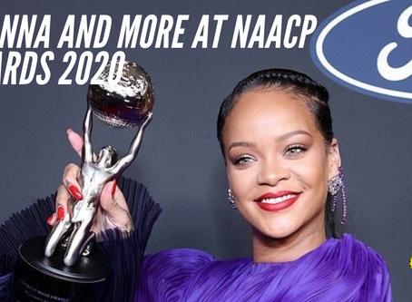 NAACP 2020 Awards Highlights & Red Carpet