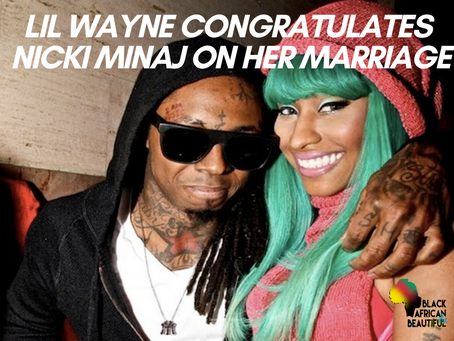 Lil Wayne Congratulates Nicki Minaj on Her Marriage During Tunechi Radio