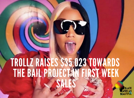 Nicki Minaj's and 6IX9INE's Trollz Outsells Top 10 on Billboard Combined + Raises $35,023