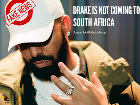 Does Drake Know He's Coming to South Africa ?