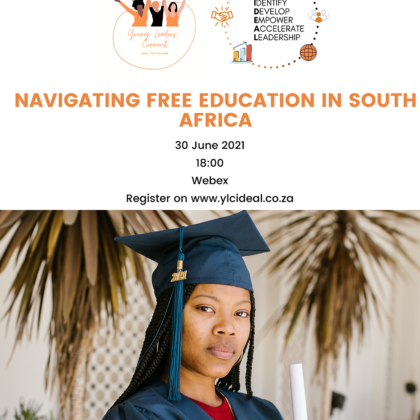 Navigating Free Education in South Africa #DigitalConversations