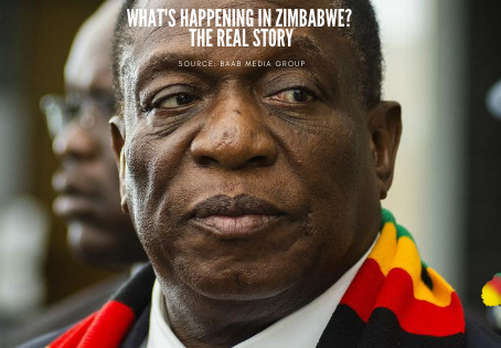 #WKNDWrapUp What's Happening in Zimbabwe? TraffickingHub + More