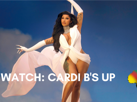 Watch: Cardi B's Up Music Video Premiere