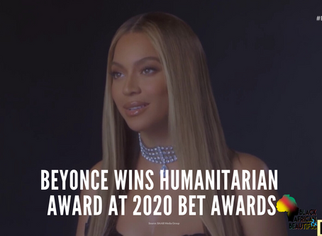 #WKNDWrapUp: Beyonce Wins Humanitarian Award, Blue Ivy Youngest BET Winner, BAAB.FM + More