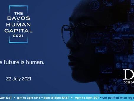 Mentorship Programme: THE DAVOS OF HUMAN CAPITAL 2021