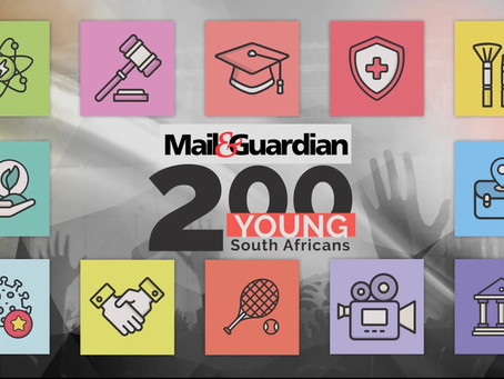 Nominate now for the M&G's 200 Young South Africans 2021