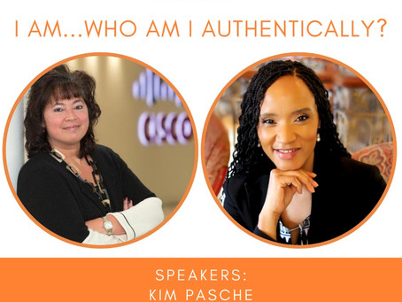 I Am... Authentically Me #DigitalConversations: Password