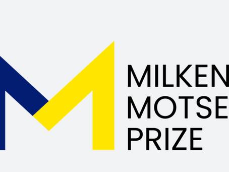 Inaugural Milken-Motsepe Prize in AgriTech Webinar