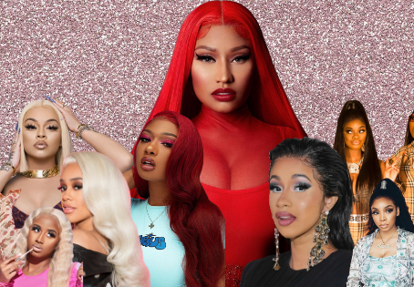 female rap takeover a $AUCE BABY mix ft. Nicki Minaj, Doja Cat, Megan Thee Stallion, Cardi B + more