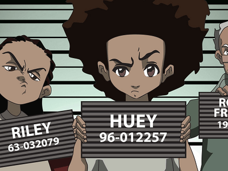 Boondocks is  a reflection of the American racial dynamic - Aaron McGruder in 1999 Interview