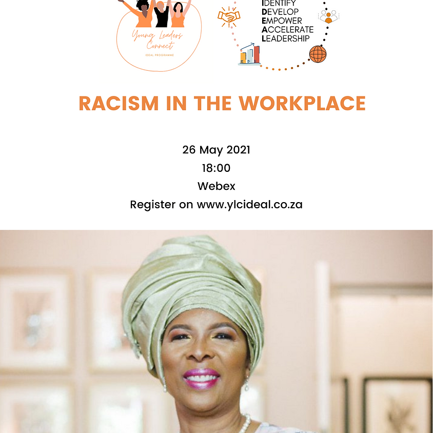 #DigtialConversations Racism in the Workplace